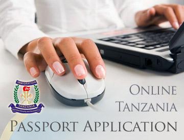 Tanzania Online Passport Application